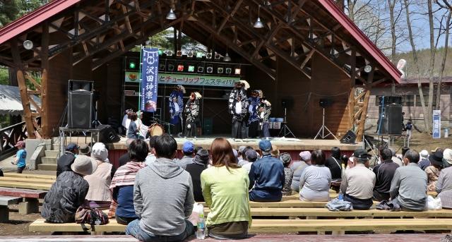 5月3日(火)ステージイベントの様...
